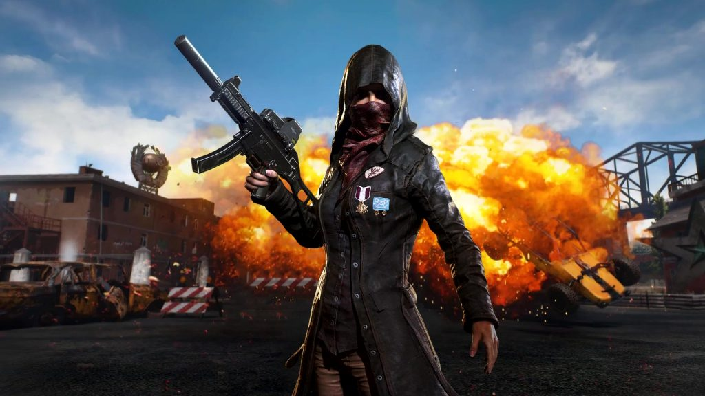 Play Playerunknown's battlegrounds