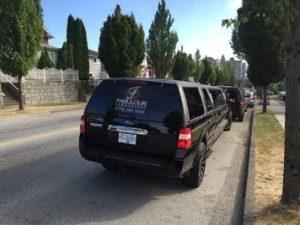 Vancouver limousines