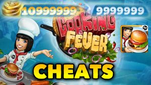 free coins for cooking fever cheats